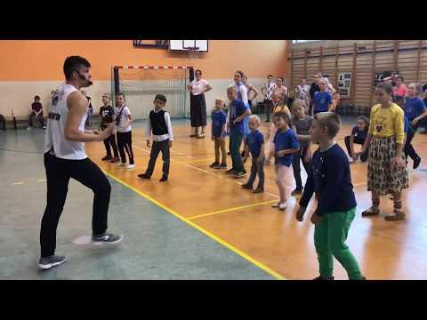 Wideo1: Fitness na ludowo w Starej Krobi