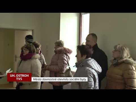 TVS: Uherský Ostroh - Sociální byty