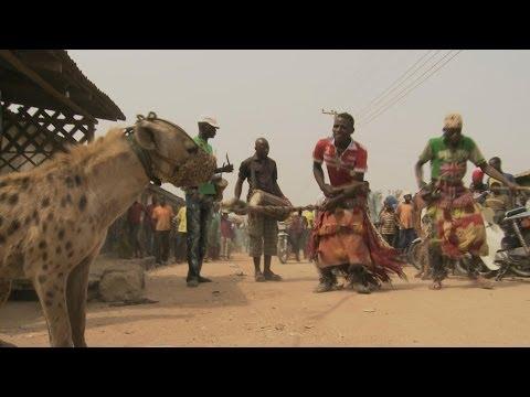 Faces Of Africa - The Hyena Men (Promo)