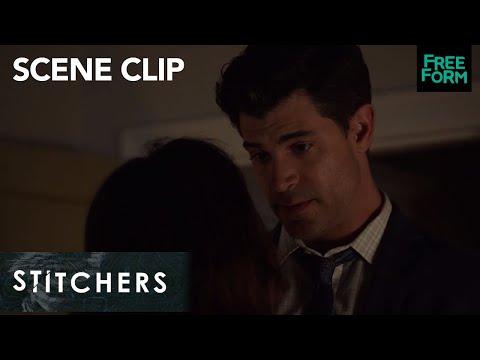 Stitchers | Season 3 Episode 8: Fisher Talks With His Wife | Freeform