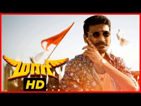 Video Maari Tamil Movie | Scenes | Mass Scenes | Dhanush | Kajal Aggarwal | Vijay Yesudas download in MP3, 3GP, MP4, WEBM, AVI, FLV January 2017