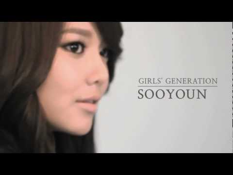 SNSD SOOYOUNG J.ESTINA Promotion Video
