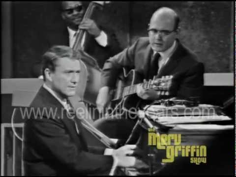 Guitar legend Jim Hall auditions for Merv (Merv Griffin Show 1965)