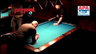 Andy Mercer 9-Ball / Darren Appleton Vs Sal Butera