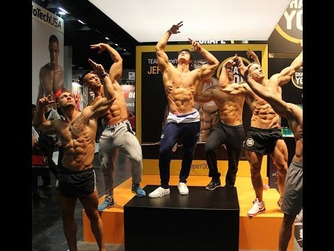 jeff seid - Ayeee check out my vlog from Germany during the Fibo Expo alongside some aesthetic af gym footage with the gymshark and shapeyou crews! Watch in 1080p HD for...