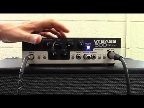Nuova VT Bass 500: un suono spettacolare
