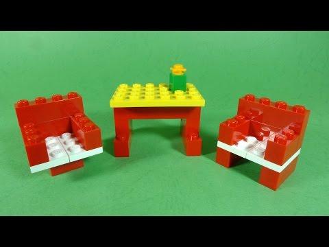 Vidéo LEGO Classic 4630 : Boîte Jouer et construire avec LEGO
