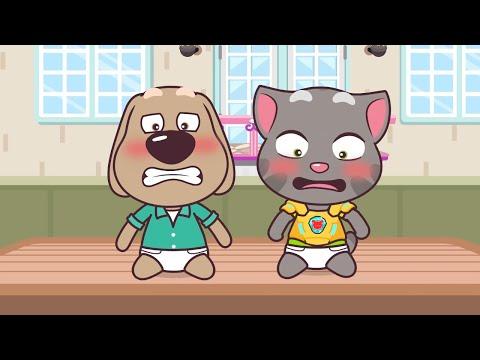 Talking Tom Heroes - Baby Potion (Episode 36)