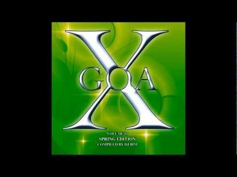 Vibrasphere - Autumn Lights (Mindwave Remix) [Goa X Vol. 11]