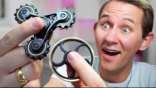 Video 6 Of The Most Unique Fidget Spinners! MP3, 3GP, MP4, WEBM, AVI, FLV Mei 2017