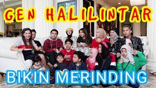 Download Video KISAH HIDUP GEN HALILINTAR BIKIN KELUARGA A6 MERINDING DISKO MP3 3GP MP4