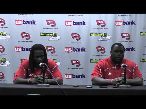 Kadeem Jones Interview 11/4/2013 video.