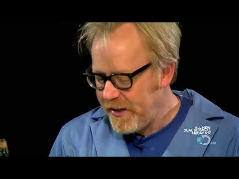 MythBusters   s08e10   Flu Fiction Pt 4