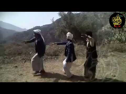 شاهد القلوب السليه اهل رازح اجمل رقصه سلا مثلوث بلدي