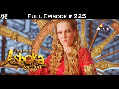 Chakravartin Ashoka Samrat - 12th April 2016 - चक्रवतीन अशोक सम्राट - Full Episode (HD)