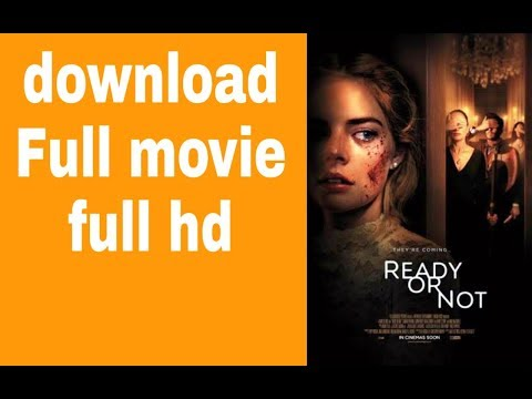 How to download ready or not Full movie in hindi in hd | Aam sa channel