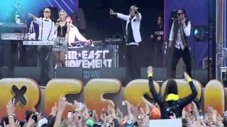 Far East Movement single 'DIRTY BASS' Ft Tyga & Kayla Kayla & live performance at Summer Fest