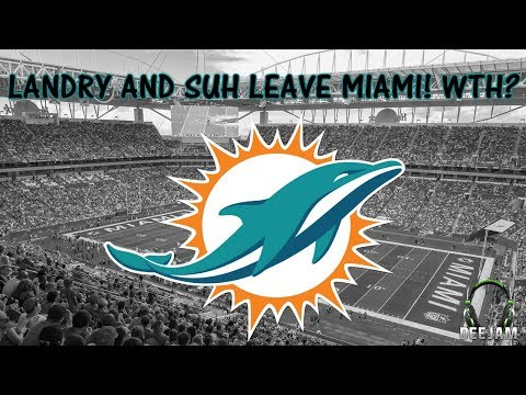 WHAT IS GOING ON AT MIAMI? UK DOLPHINS FAN VENTS | DeeJam Rants