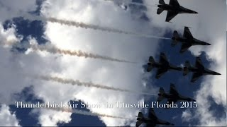 Titusville (FL) United States  City new picture : Thunderbirds Air Show in Titusville Florida