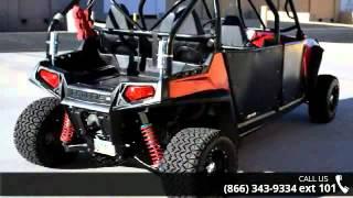 8. 2011 Polaris Ranger RZR 4 800 Robbie Gordon LE  - RideNow...