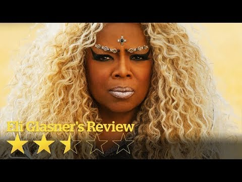 Wrinkle in Time review: Not even a giant Oprah can save this movie