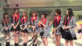Berryz工房/「アジアン・セレブレイション」新曲発表記念イベント