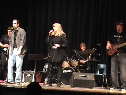 2011 Midlothian Middle Faculty Rock Band - Proud Mary.wmv