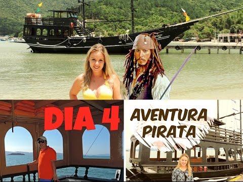 ESCUNA PIRATA em Florianópolis