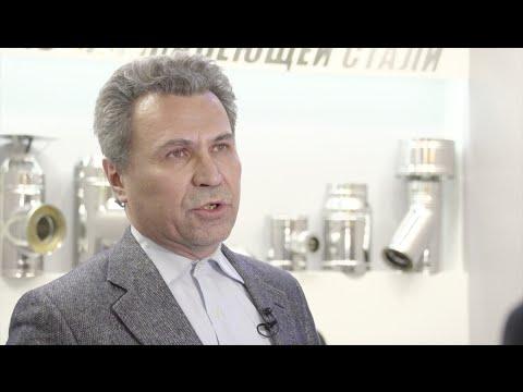 Дмитрий Воропаев. Генеральный директор компании Rosinox