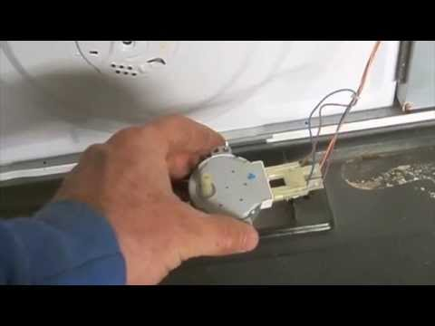 Repair Microwave Oven Motor Synchronous testing Synchro test