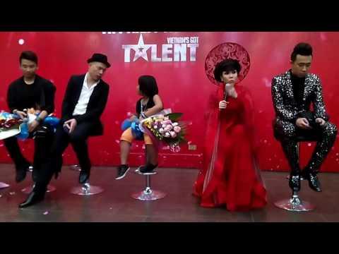 Vietnam's got talent 2016 - Tiết mục bị giám khảo Trấn Thành đánh giá
