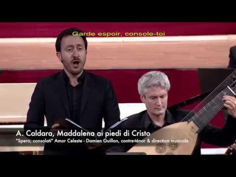A. Caldara - Maddalena ai piedi di Cristo