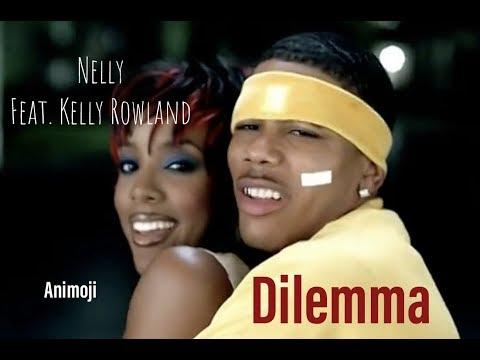 Nelly - Dilemma ft. Kelly Rowland - Animoji Karaoke