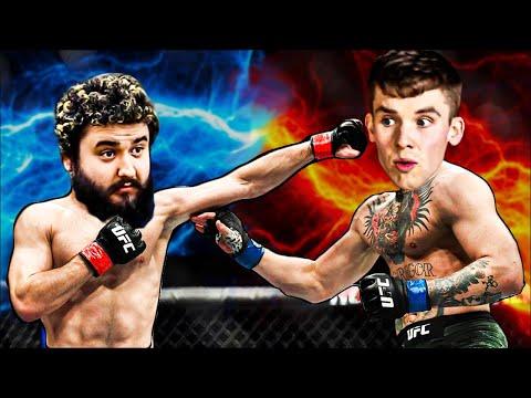 Stephen Tries: Fighting