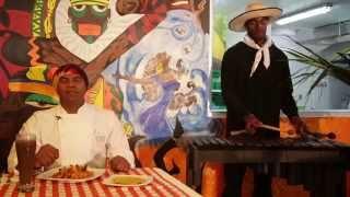 Rey Guerrero con Colombia Chef