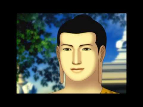 พุทธศาสดา - การ์ตูนพุทธประวัติ