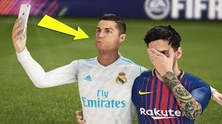 Video Best FIFA 18 FAILS ● Glitches, Goals, Skills ● #5 MP3, 3GP, MP4, WEBM, AVI, FLV Juni 2018