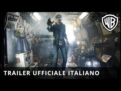 Preview Trailer Ready Player One, nuovo trailer italiano ufficiale