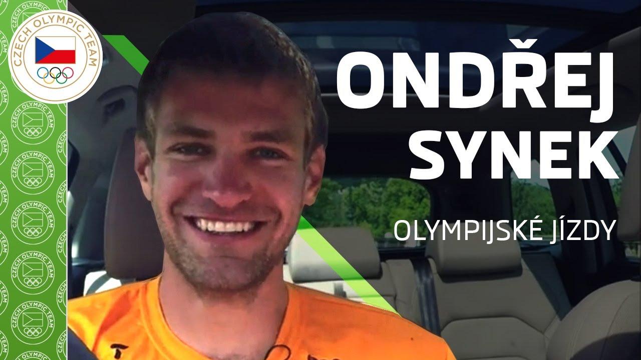 ŠKODA olympijské jízdy s Ondřejem Synkem