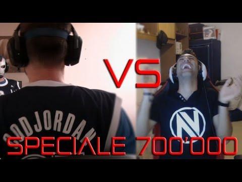 WaRTeK VS CoDJordan | 1 vs 1 original sur BO2 - Spéciale 700'000