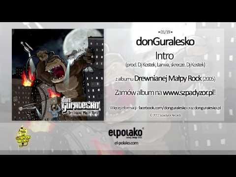 Tekst piosenki DonGuralEsko - Intro po polsku