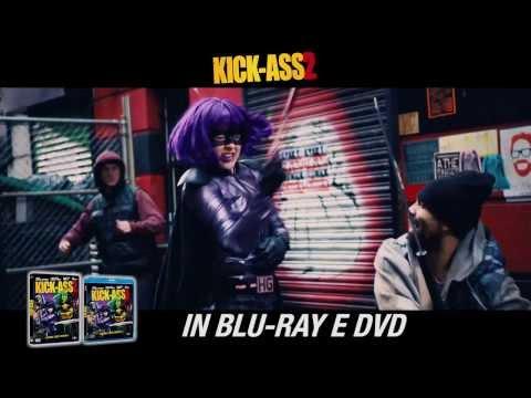 Kick Ass 2 in Blu ray and DVD  (Chloe Moretz) Hit-Girl