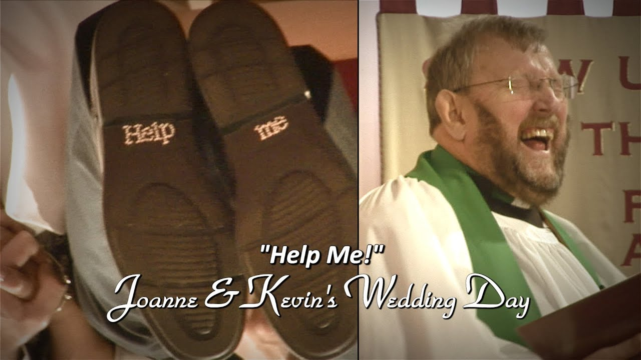 Joanne & Kevins Wedding: Help Me! Teaser Video #2
