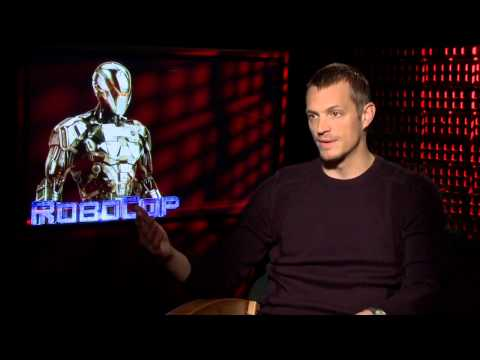 RoboCop 2014: Joel Kinnaman Official Movie Interview
