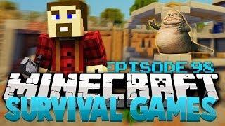 """Minecraft Survival Games: """"Star Wars Talk!"""" - Ep 98"""