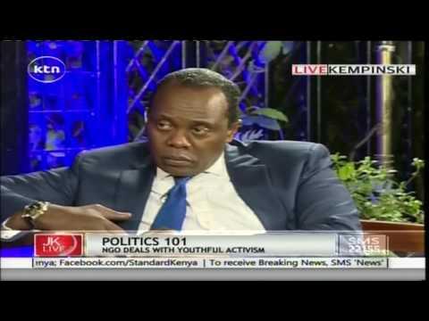 Senator Boni Khalwale reveals that Mudavadi and him were projects in 2013 election