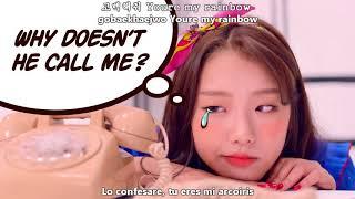 Download Lagu ELRIS (엘리스) - POW POW MV [Sub Español + Hangul + Rom] HD Mp3