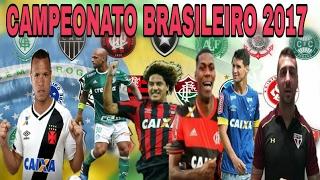 CAMPEONATO BRASILEIRO 2017 - Tabela e Jogos curti lá nossa página do facebook: https://m.facebook.com/cartolamateroficial Campeonato Brasileiro 2017 - Tabela...