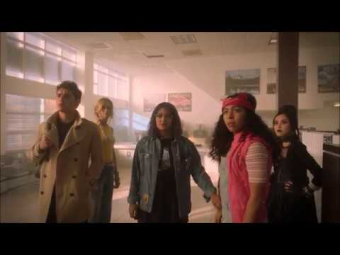 The Runaways finally runaway: Closing Scene Marvel's Runaways