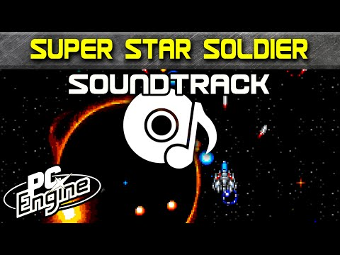 Super Star Soldier PC Engine